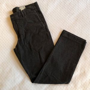 Men's Dockers Dark Grey Pants - Size 34x32